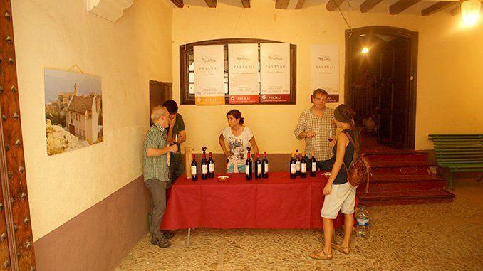 Fiesta del Vino i la vendimia a la antigua de Poboleda 2015