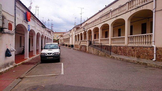 Minas de Bellmunt del Priorat, colonia minera