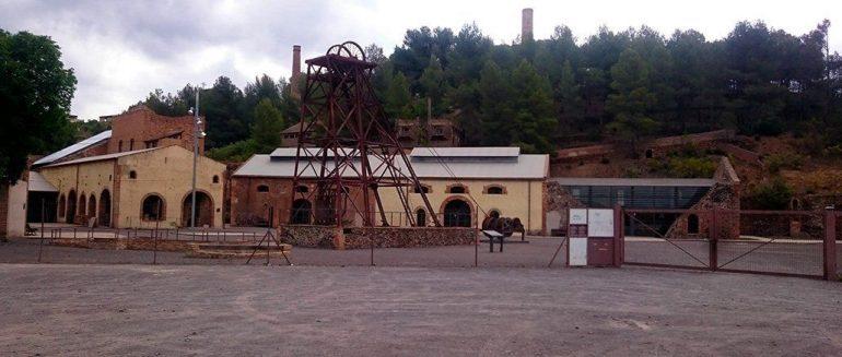 Bellmunt del Priorat Mines 2018 05 27 2