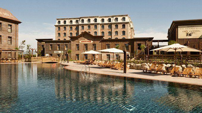Hotel Gold River Port Aventura World