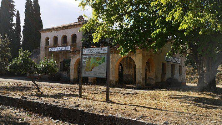 Estacion Horta Sant Joan