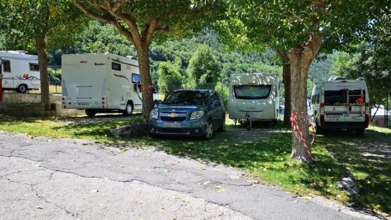 2019 07 27 30 Camping Valira Andorra la Vella