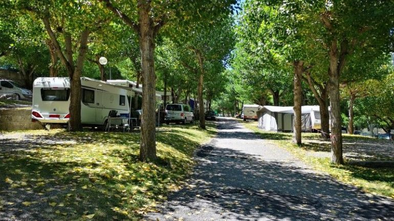 Camping Valira, Andorra