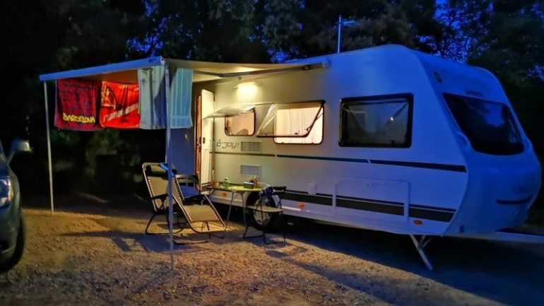 2019 08 15 Castries camping Fondespierre
