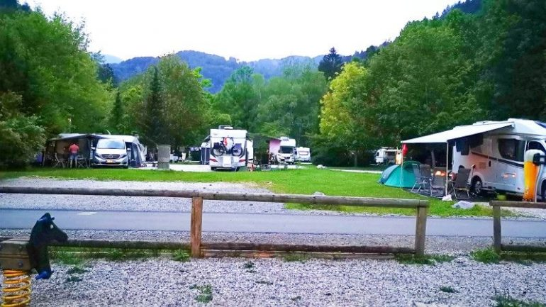 Camping Bled, Bled
