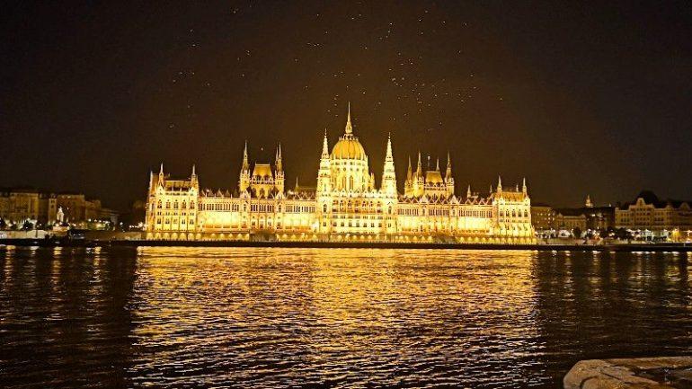 Parlamento de Hungría Budapest