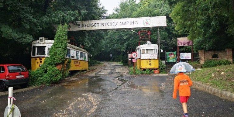 Zugligeti 'Niche' Camping, Budapest